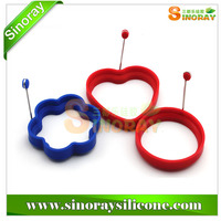 Different Shape Silicone Omelette Mold