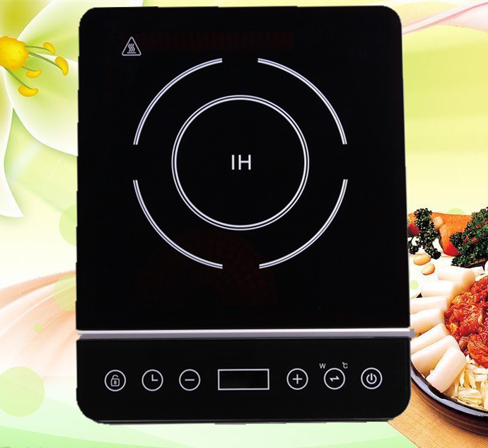 low price touch control induction stove