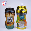 Childproof Plastic Compound Drinking Packaging Stand Up The Pouches For Wholesale