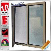 Super House Energy Efficiency Thermally Broken Frames Tilt and Turn Window