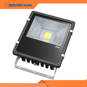 Parking Garage Led Lights, IP65 Water-proof Lighting Fixture aluminum die casting led spot floog light 100W