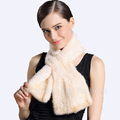 CX-S-86A Factory China New Products 2017 Lovely Kintted Mink Fur Scarf