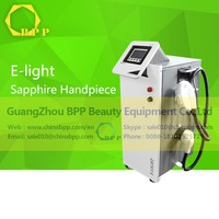 Permanent elight electrolysis hair removal for man use