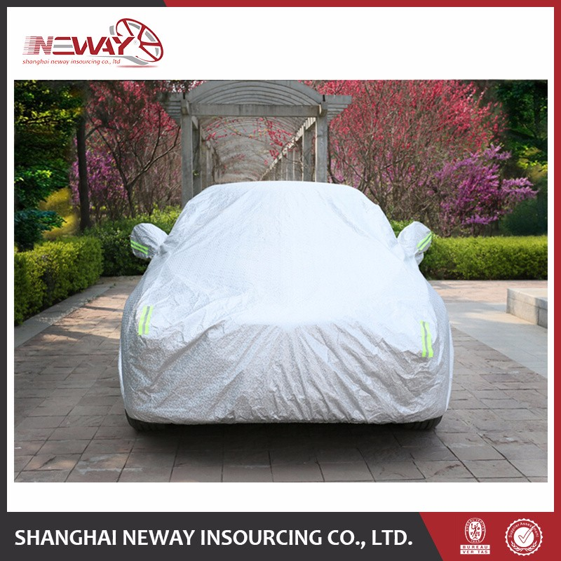 useful anti hail car cover of China National Standard
