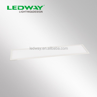 2016 hot sell ultra thin 48W LED Panel Light 300X1200 led flat ceiling light 5 years warranty