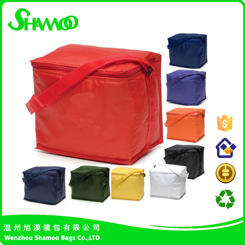 Promotional 210D Polyester Lunch Coolers for Corporate Gifts