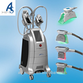 S - type body equipment frozen force slimming machine with 4 handles