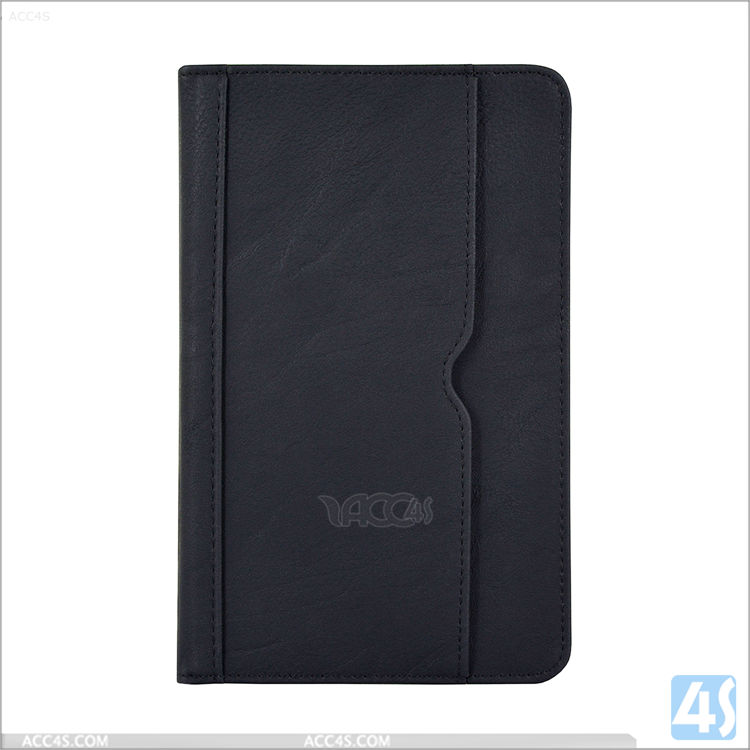 Cow leather tan case for Kindle new fire 7 2015
