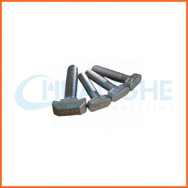 China manufacturer stainless steel din 261 t bolt