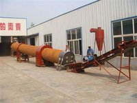 Supply wood chips / wood sawdust / wood pellet rotary dryer