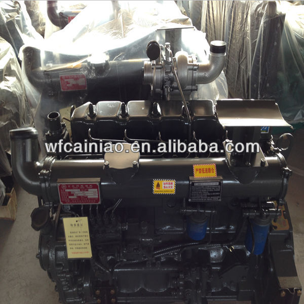 ricardo open type diesel engine generator set exporter