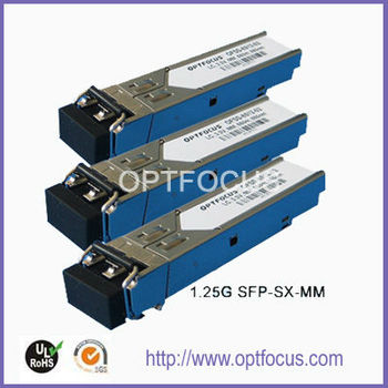 1.25G 120km LC DWDM SFP Optical Transceiver With Digital Diagnostic Monitoring