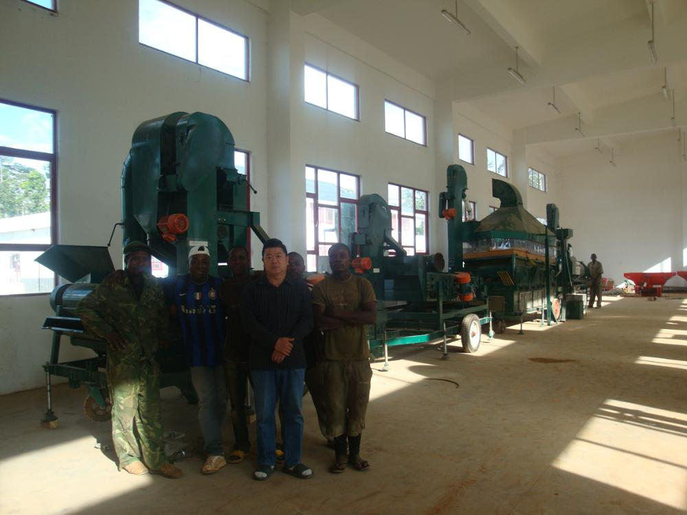 5XJC-3 Gravity separator machine