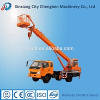 good guarantee dump boom 10 ton truck with crane for sale