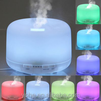 high quality large capacity tabletop decorative mist maker