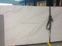 China white volakas marble directly from our quarry