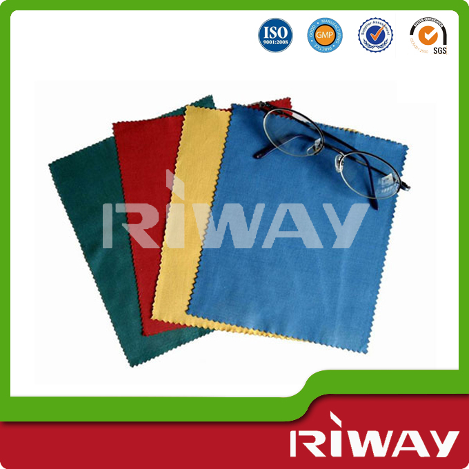 Microfiber Anti Static Lens Cleaning Cloth