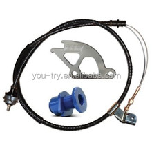 Straight Wire Outer Cable Auto Part Auto Clutch Cable Toyota Clutch Cable