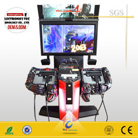 Australia Top selling arcade simulator shooting game machine for house of the dead 4 arcade machine