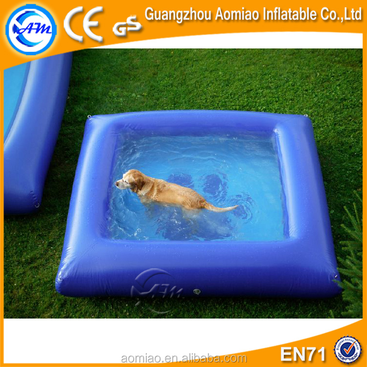 Cheap wholesale inflatable pool with duck inflatable dog for Cheap inflatable pool