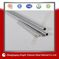 Anodized surface treatment anodized elliptical aluminum alloy tube