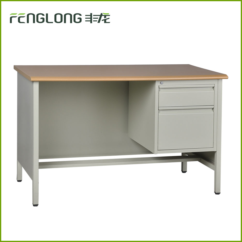 modern small executive desk marble metal office desk