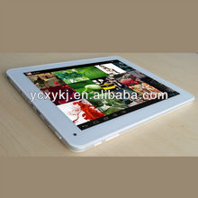 9.7 Inch Tablet Android 4.1.1 Quad Core IPS Retina 2048*1536
