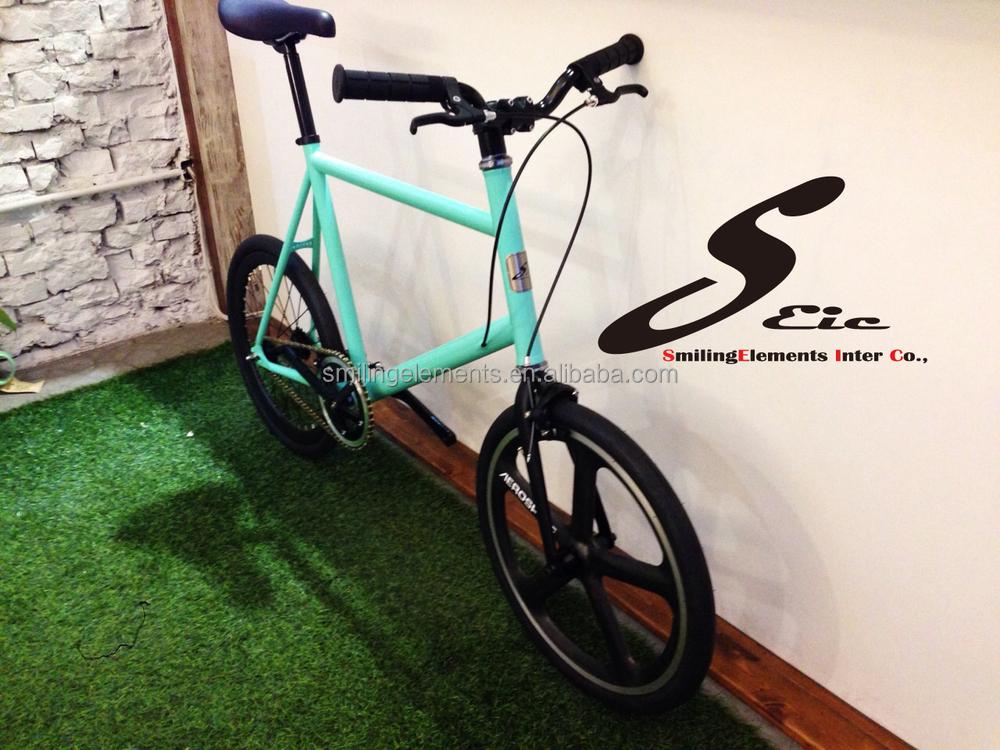 20 zoll hohe qualit t stadt fixie mini fahrrad mit. Black Bedroom Furniture Sets. Home Design Ideas