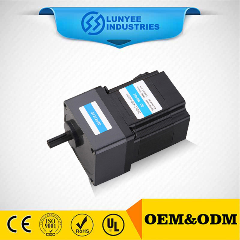 12v 500w high torque low rpm bldc motor