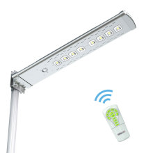 newest product IP65 45W outdoor all in one led solar street light with motion sensor