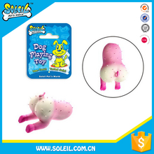 Durable Squeaky Latex Bumper Chicken Shaped Pet Toy For Dog