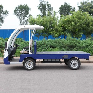 2 Seater Right Hand Pickup Truck Mini Electric Delivery Truck