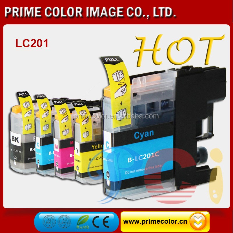 Compatible Ink Cartridge for Brother LC201