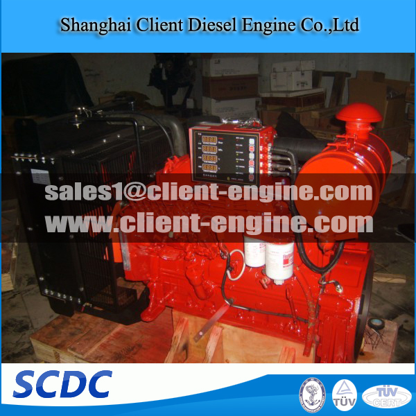 cummins genset engine from 65kw-1000kw