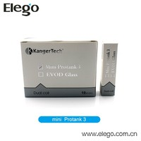 Best Selling Atomizer Kanger Mini Protank 2 / V3 Vaporizer Kit with Max Vapor Wholesale