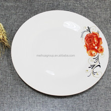 Dishwasher, Microwave and Oven Safe porcelain dishes to park restaurant
