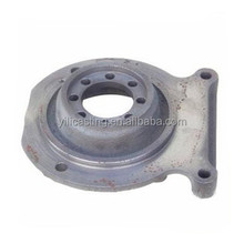 Precision cast iron shell mould casting parts OEM custom casting foundry