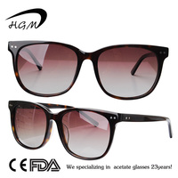 Vogue Sun Glasses With Gradient Purple Lenses Made In China