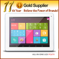9.7 inch Android Tablet PC IPS Screen RK3188 Quad Core 1.6GHz 1GB RAM 16GB Bluetooth HDMI WIFI Pipo M1