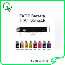 high quality evod twist e cigarette 900mah battery evod in the market