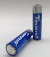 High Quality Super Heavy Duty R6P UM3 AA Carbon Zinc Battery