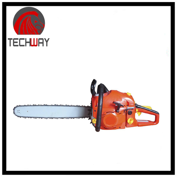 45CC wood cutting saws portable gasoline manual wood timber chainsaw