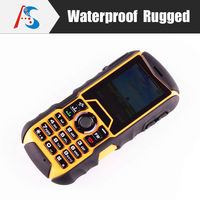 Cheapest Outdoor high quality Durable ip68 Waterproof Dustproof Shockproof Feature mobile cell rugged phone