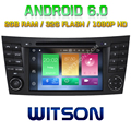 WITSON Octa-Core(Eight Core) Android 6.0 CAR DVD FOR MERCEDES-BENZ E CLASS W211 2G ROM 1080P TOUCH SCREEN 32GB ROM