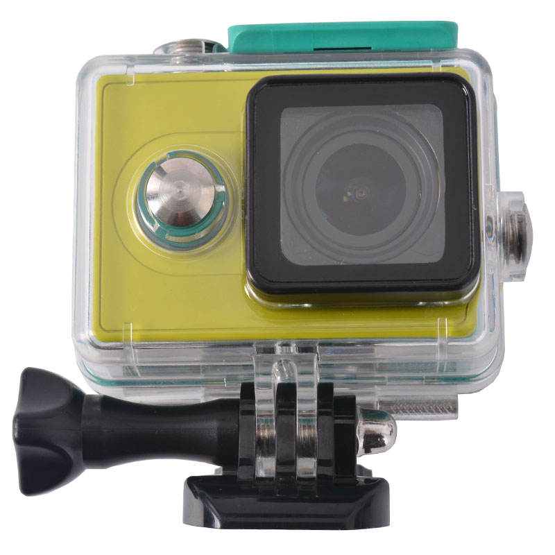 Underwater 40M Xiaomi Yi Camera Waterproof Case, Xiaomi Yi Waterproof Case, Xiaomi Yi waterproof camera case
