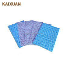 Nonwoven spunlace cleaning cloth or microfiber cleaning cloth for glasses or daily housework