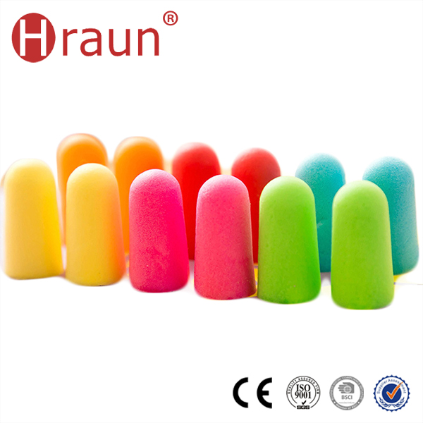 Hot Sale Foam Shooting Ear Plugs