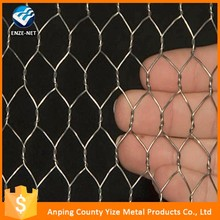 Best selling products cheap 14 gauge pvc coated hexagonal wire mesh