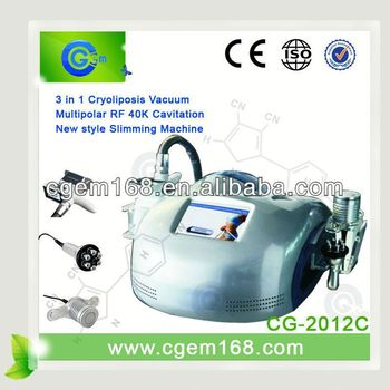 on promotion! weight loss cryolipolysis machine for fat melting machine