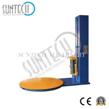 SUNTECH Stretch Film Wrap Pallet Wrapping Machine